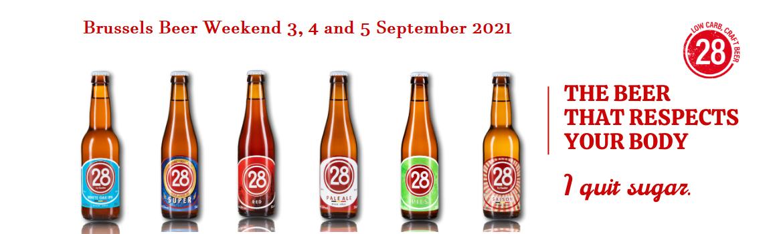 Brussels Beer Weekend 2021